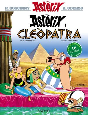 ASTÈRIX I CLEÒPATRA