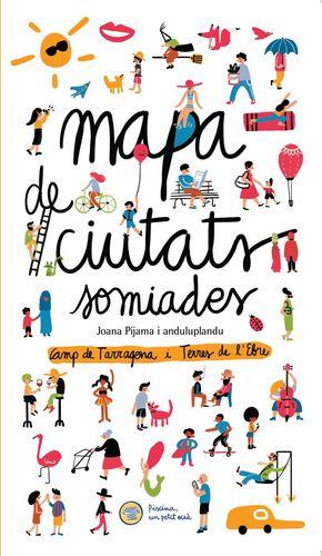 MAPA DE CIUTATS SOMIADES
