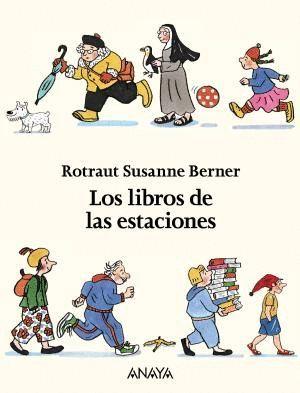 LOS LIBROS DE LAS ESTACIONES