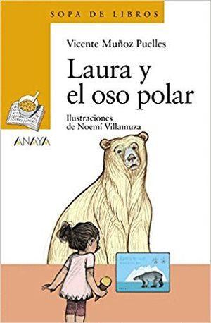 LAURA Y EL OSO POLAR