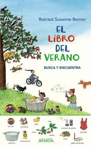 EL LIBRO DEL VERANO: BUSCA Y ENCUENTRA