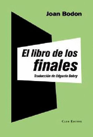 EL LIBRO DE LOS FINALES