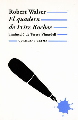 EL QUADERN DE FRITZ KOCHER
