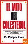 EL MITO DEL COLESTEROL