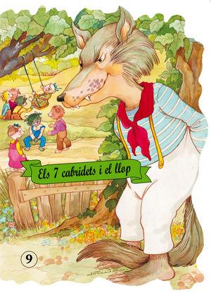 ELS 7 CABRIDETS I EL LLOP