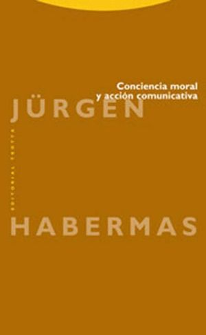 CONCIENCIA MORAL Y ACCIÓN COMUNICATIVA