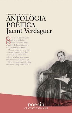 ANTOLOGIA POÈTICA DE JACINT VERDAGUER
