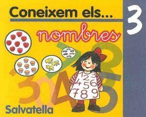 CONEIXEM ELS NOMBRES 3