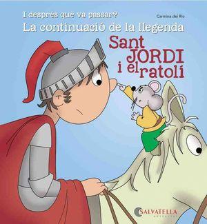 SANT JORDI I EL RATOLÍ