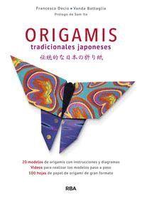 ORIGAMIS TRADICIONALES JAPONESES