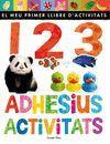 1 2 3 ADHESIUS I ACTIVITATS