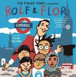 ROLF & FLOR A LONDRES