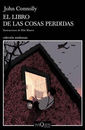 EL LIBRO DE LAS COSAS PERDIDAS