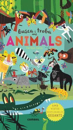 BUSCA I TROBA UNS ANIMALS