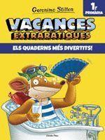 VACANCES EXTRARÀTIQUES 1R DE PRIMÀRIA