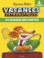 VACANCES EXTRARÀTIQUES 3ER DE PRIMÀRIA