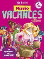 MISSIÓ VACANCES 2N DE PRIMÀRIA