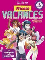 MISSIÓ VACANCES 3ER DE PRIMÀRIA