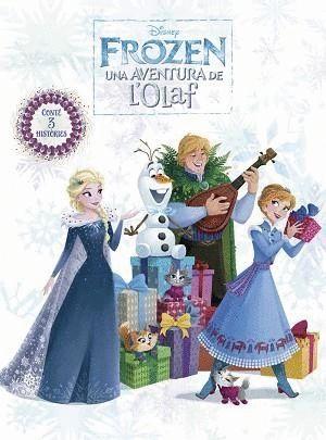 FROZEN: UNA AVENTURA DE L'OLAF