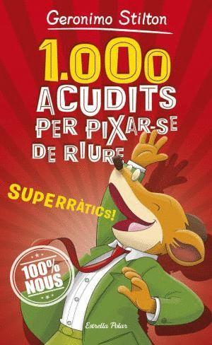 1000 ACUDITS PER PIXAR-SE DE RIURE