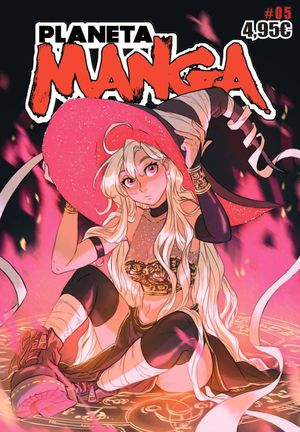 PLANETA MANGA 05