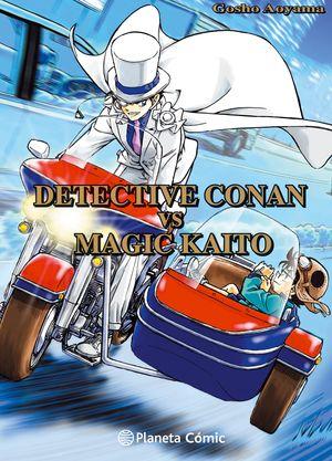DETECTIVE CONAN VS. MAGIC KAITO
