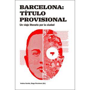 BARCELONA: TÍTULO PROVISIONAL