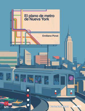 EL GRAN PLANO DEL METRO DE NUEVA YORK