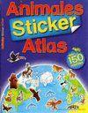 ANIMALES STICKER ATLAS