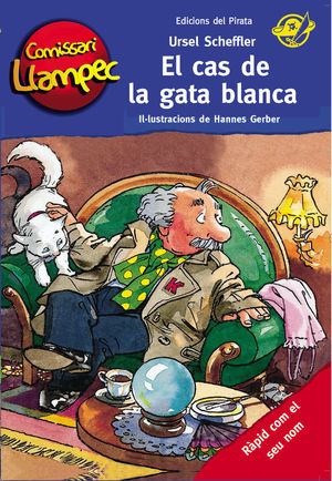 EL CAS DE LA GATA BLANCA