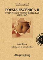 POESIA ESCÈNICA II