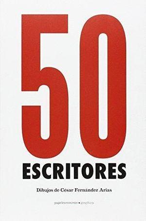 50 ESCRITORES