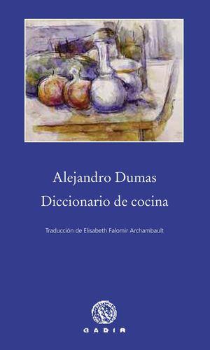 DICCIONARIO DE COCINA