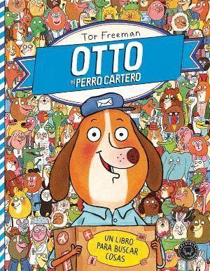 OTTO EL PERRO CARTERO