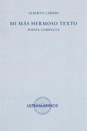 MI MÁS HERMOSO TEXTO