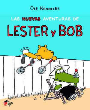 LAS NUEVAS AVENTURAS DE LESTER Y BOB