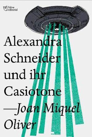 ALEXANDRA SCHNEIDER UND IHR CASIOTONE