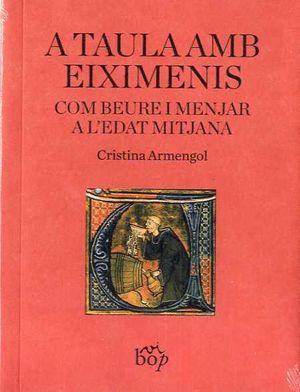 A TAULA AMB EIXIMENIS