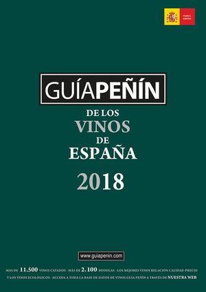 GUÍA PEÑIN DE LOS VINOS DE ESPAÑA 2018