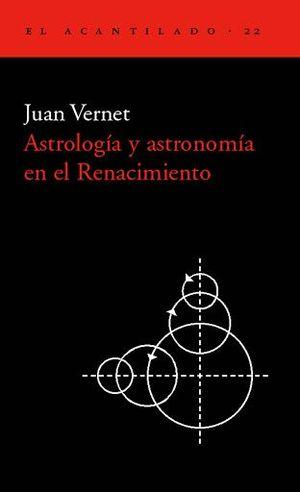 ASTROLOGÍA Y ASTRONOMÍA EN EL RENACIMIENTO