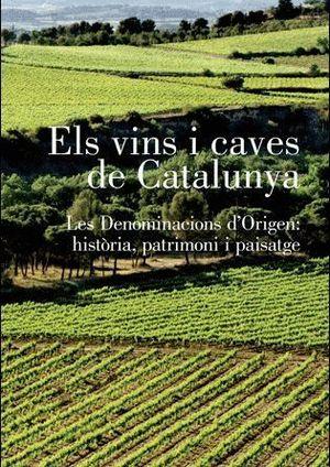 ELS VINS I CAVES DE CATALUNYA