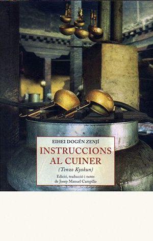 INSTRUCCIONS AL CUINER