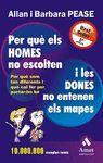 PER QUÈ ELS HOMES NO ESCOLTEN I LES DONES NO ENTENEN ELS MAPES
