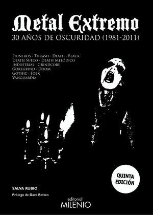 METAL EXTREMO 1 30 AÑOS DE OSCURIDAD (1981-2011)