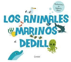 LOS ANIMALES MARINOS AL DEDILLO