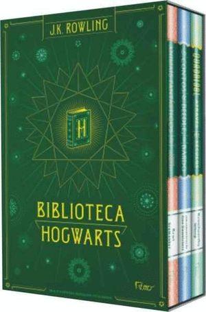BIBLIOTECA HOGWARTS