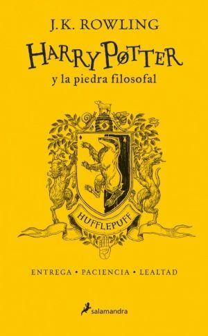 HARRY POTTER Y LA PIEDRA FILOSOFAL: HAFFLEPUFF