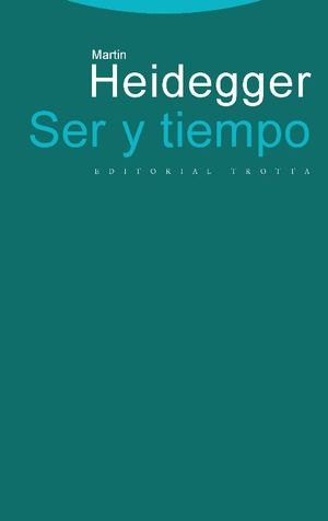 SER Y TIEMPO