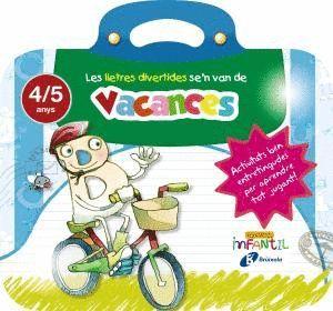 LES LLETRES DIVERTIDES SE'N VAN DE VACANCES 4 ANYS