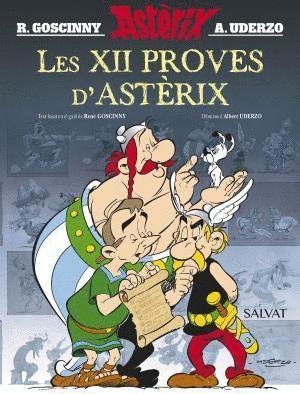 LES XII PROVES D'ASTÈRIX